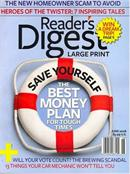 Large Print Reader's Digest